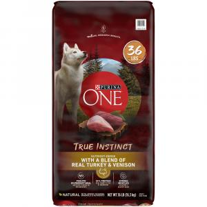 Purina One True Instincts Turkey And Venison
