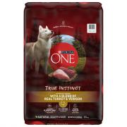 One Smartblends True Instinct Dog Food Turkey & Venison