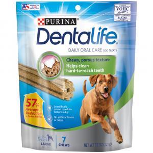 Dentalife Large Dog Treats