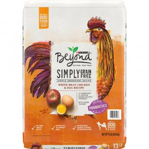 Beyond Grain Free Dog Food, Chicken And Egg