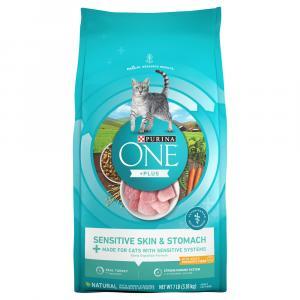Purina One Sensitive Cat Formula Dry Cat Food