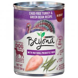 Purina Beyond Grain Free Turkey & Green Bean Dog Food
