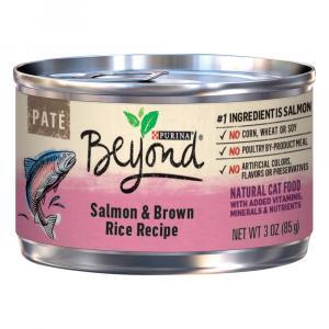 Beyond Grain Free Salmon and Brown Rice Pate