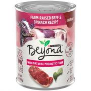 Beyond Grain Free Beef & Spinach In Gravy Dog Food