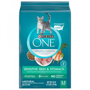 Purina ONE Sensitive Cat Formula Dry Cat Food