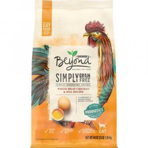 Beyond Dry Cat Grain Free Chicken & Egg