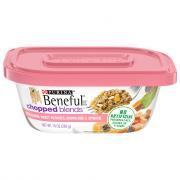 Beneful Chopped Blends with Salmon