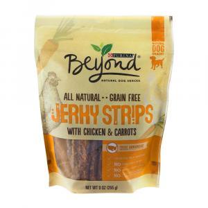 Beyond Grain Free Chicken & Carrot Jerky