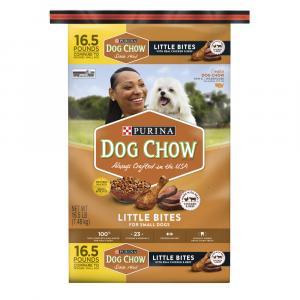 Purina Dog Chow Little Bites Dry Dog Food