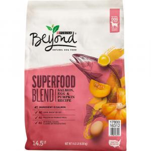 Beyond Superfood Blend Salmon, Egg And Pumpkin
