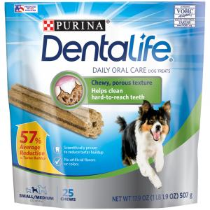 Dentalife Small & Medium Dog Treats