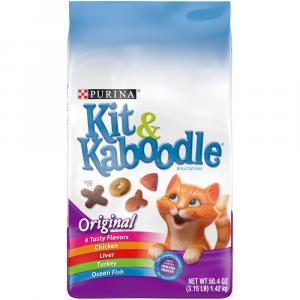 Purina Kit & Kaboodle Original 4 Flavors
