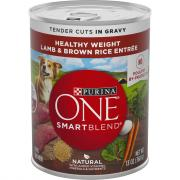 Purina ONE Lamb & Rice in Gravy
