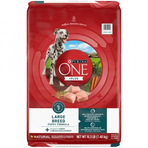 Purina One Smartblend Large Breed Puppy Dry Dog Food