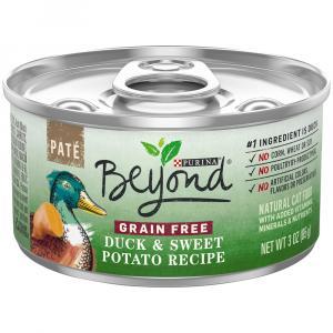 Beyond Grain Free Duck & Sweet Potato