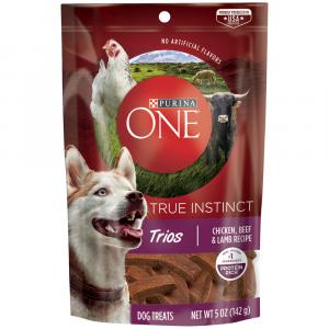 Purina One True Instinct Trios Chicken, Beef, Lamb