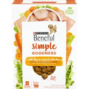 Purina Beneful Simple Goodness Chicken Dog Food