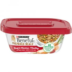 Purina Beneful Beef & Chicken Medley