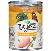 Beyond Grain Free Chicken, Carrot & Pea