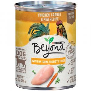Beyond Grain Free Chicken, Carrot & Pea