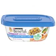 Beneful Chopped Blends with Turkey