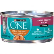 Purina One Smartblend Healthy Metabolism Salmon Wet Cat Food