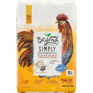 Purina Beyond Simply 9 White Meat Chicken And Whole Barley