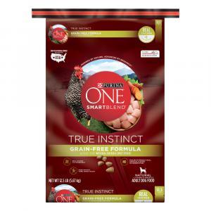 Purina One True Instincts Grain Free Chicken & Sweet Potato