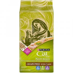 Purina Cat Chow Naturals Grain Free