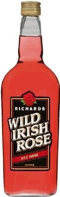 Richards Wild Irish Red Rose
