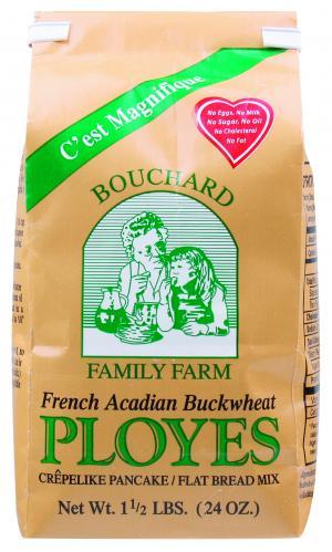 Bouchard Family Farm French Acadian Buckwheat Ployes