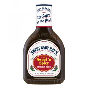 Sweet Baby Ray's Sweet Spicy BBQ Sauce