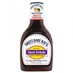 Sweet Baby Ray's Sweet Teriyaki Marinade & Wing Sauce