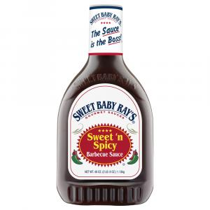 Sweet Baby Ray's Sweet 'N Spicy Barbeque Sauce