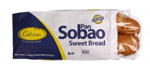 Cidrines Pan Sobao Twin Loaf