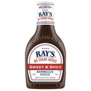 Sweet Baby Ray's No Sugar Added Sweet & Spicy BBQ Sauce
