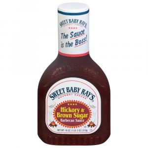 Sweet Baby Ray's Hickory Barbecue Sauce