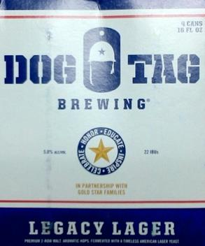 Dog Tag Lager