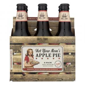 Not Your Mother's Apple Pie Fruit Beer