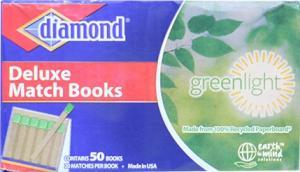 Diamond Book Matches