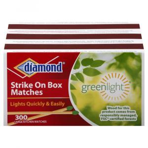 Diamond Strike On Box Matches