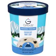 Gifford's Sugarloaf Mint Chip Yogurt Ice Cream