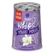 Yoplait Whips Vanilla Creme Yogurt
