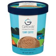 Gifford's Camp Coffee Ice Cream