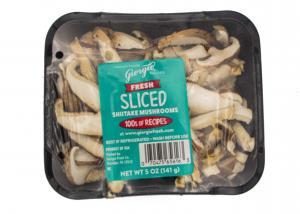 Giorgio Sliced Shiitake Mushrooms