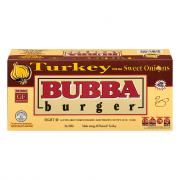 Bubba Turkey Burgers With Onions