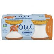 Yoplait OUI Petites French Yogurt Sea Salt Caramel