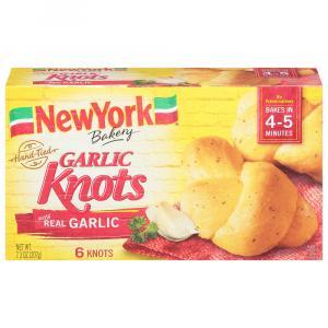 New York Garlic Knots