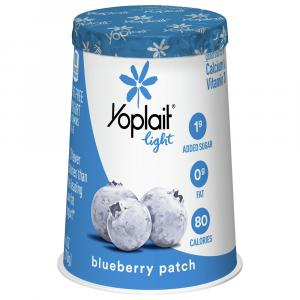 Yoplait Light Blueberry Yogurt