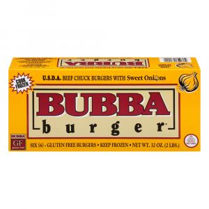 Bubba Burger Sweet Onion Burgers